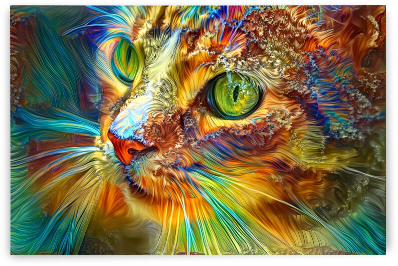 Here Kitty Kitty by Angela Cooper Hanley
