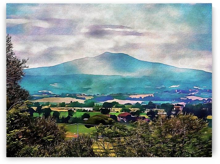 Monte Amiata by Dorothy Berry-Lound