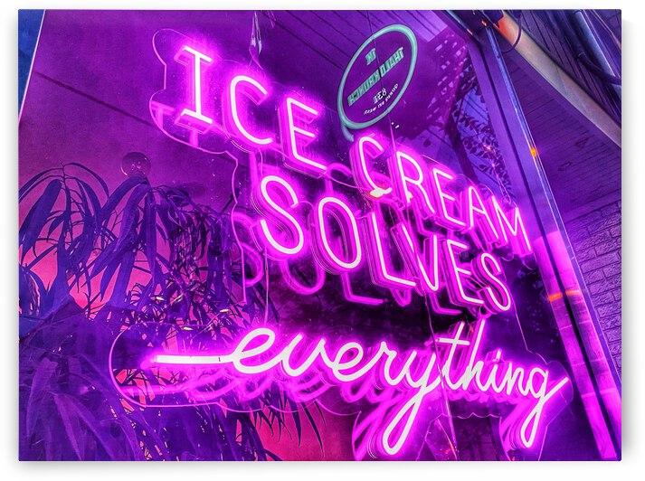 Ice Cream Message by TorontoStreetBeats
