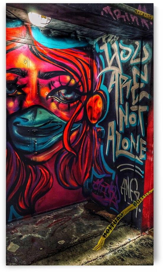 Not Alone  by TorontoStreetBeats