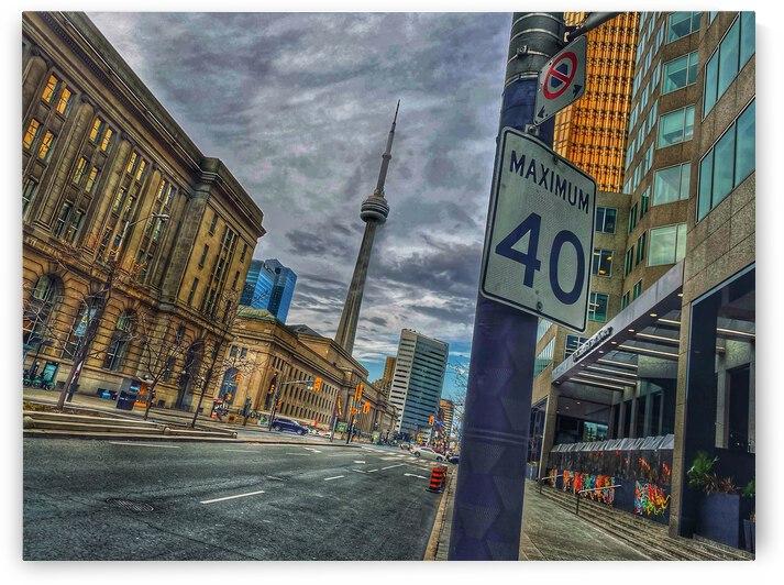 Toronto Front Street by TorontoStreetBeats