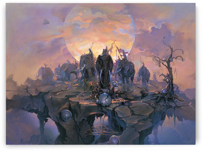 In the Company of Giants by John Pitre