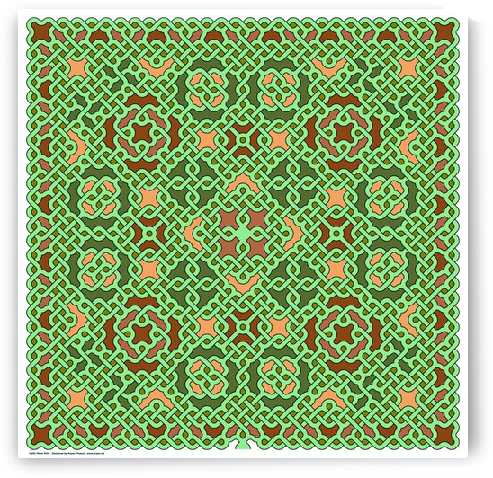 Celtic Maze 5028 by Arpan Phoenix