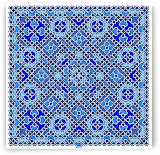 Celtic Maze 5025 by Arpan Phoenix