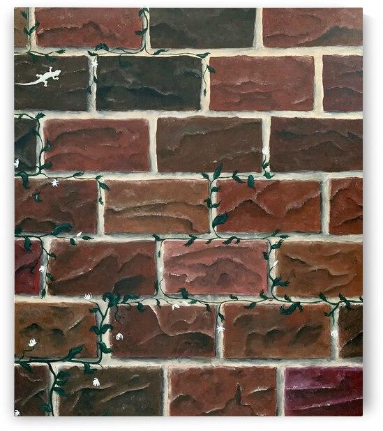 Bricks by Aimee Fraser