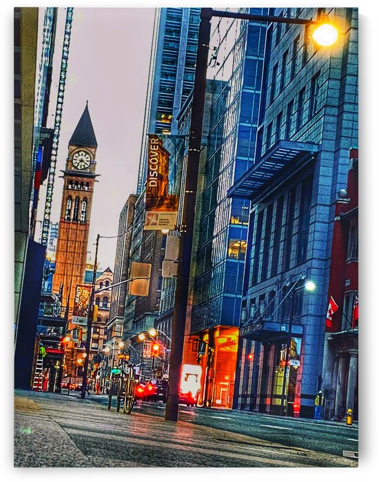 Bay Street by TorontoStreetBeats