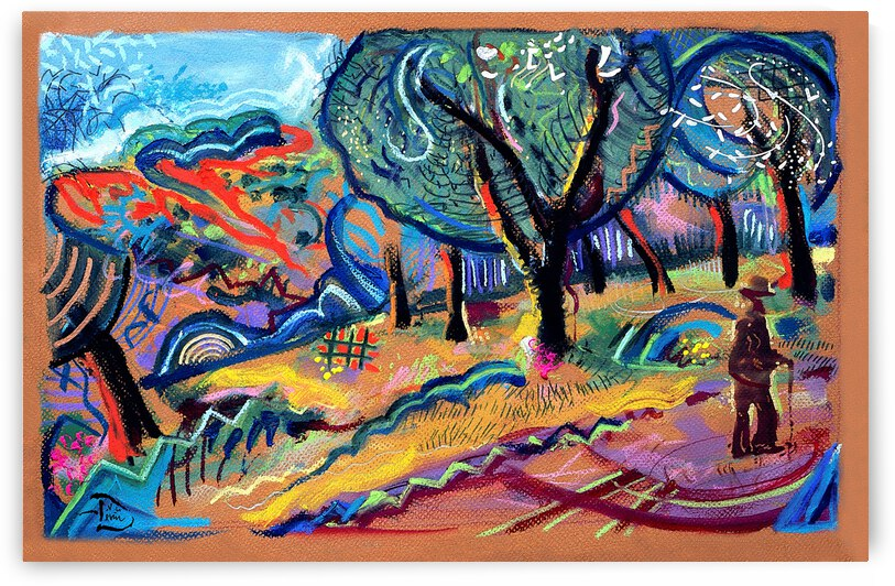 Vincents Borinage by Lowell Phoenix Devin