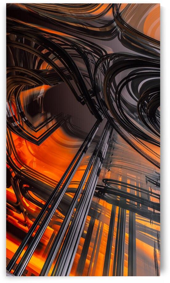 Volnex  1  by Jean-Francois Dupuis