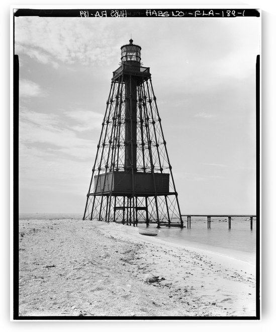 Sand-Key-Lighthouse-Florida by Stock Photography