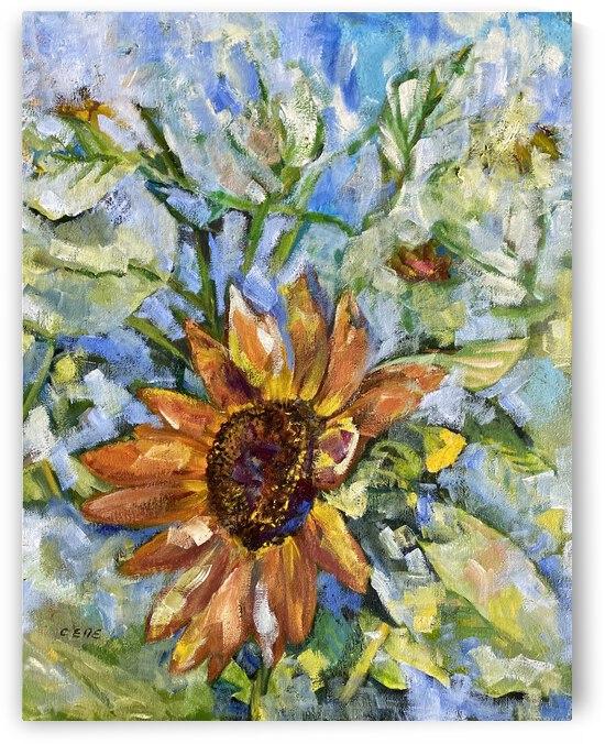 Sunflower 2 by Cene