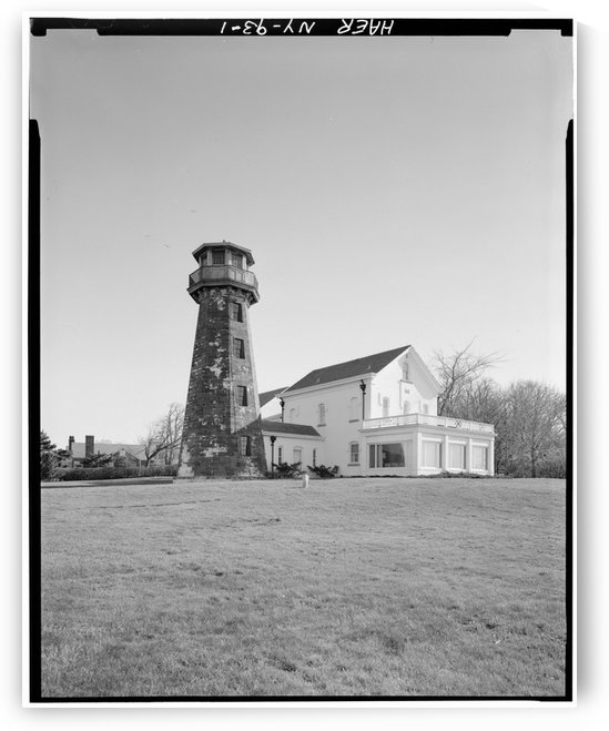 Sands-Point-Lighthouse-NY by Stock Photography