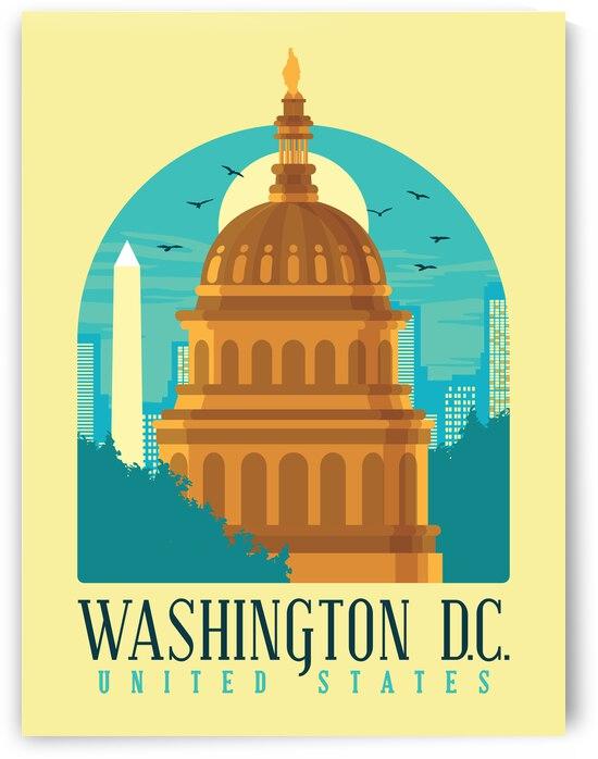 Washington DC by SamKal