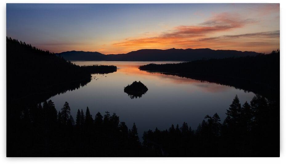 Emerald Bay Sunrise by Gary Geddes