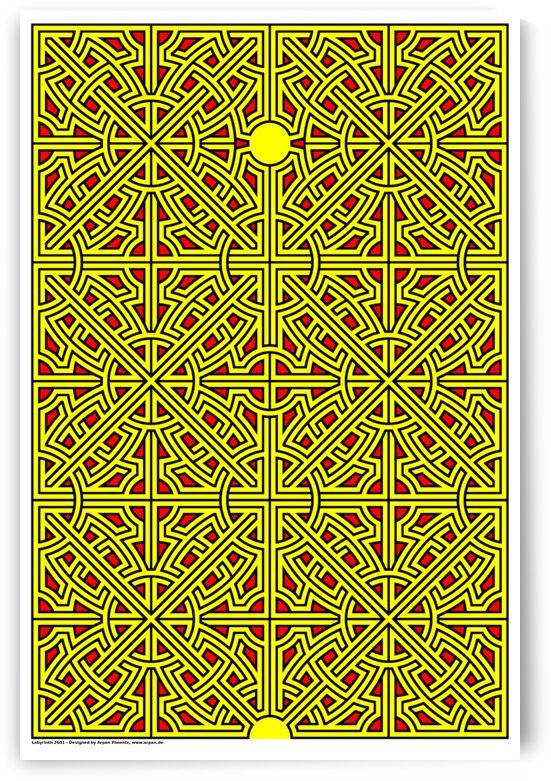 Labyrinth 2601 by Arpan Phoenix
