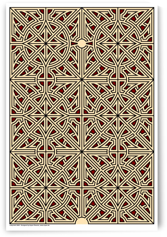 Labyrinth 2604 by Arpan Phoenix