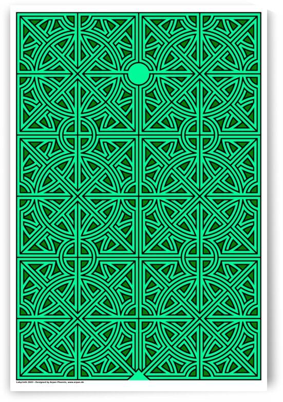 Labyrinth 2603 by Arpan Phoenix