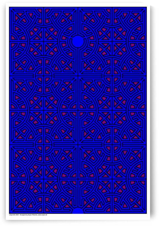 Labyrinth 2602 by Arpan Phoenix