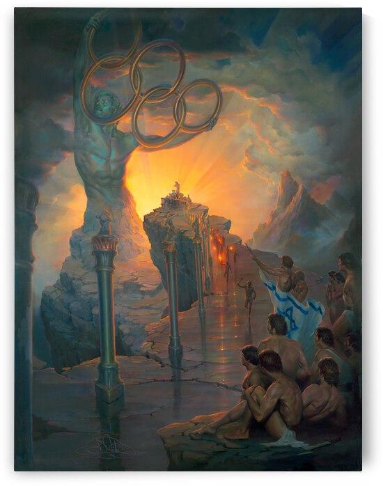 Israeli Martyrs by John Pitre