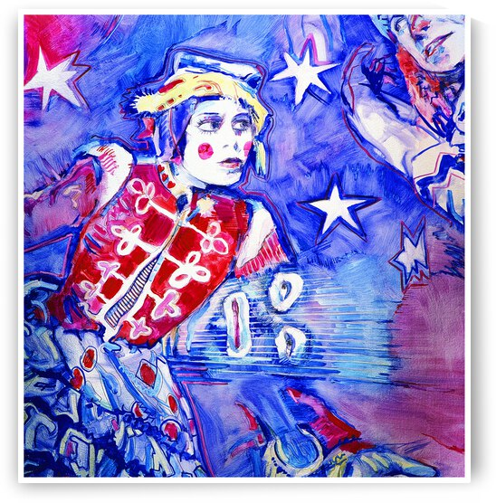Clowns Squared by Lowell Phoenix Devin