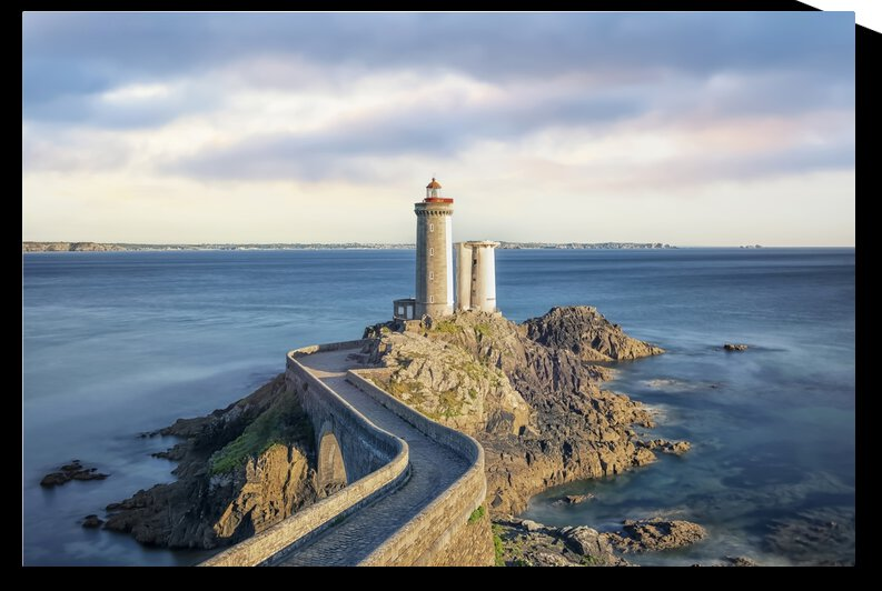 Petit Minou Lighthouse by Manjik Pictures