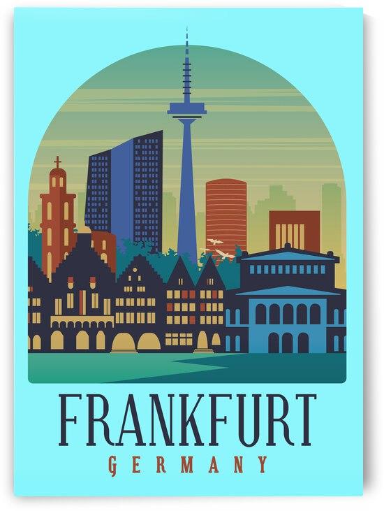 Frankfurt by SamKal