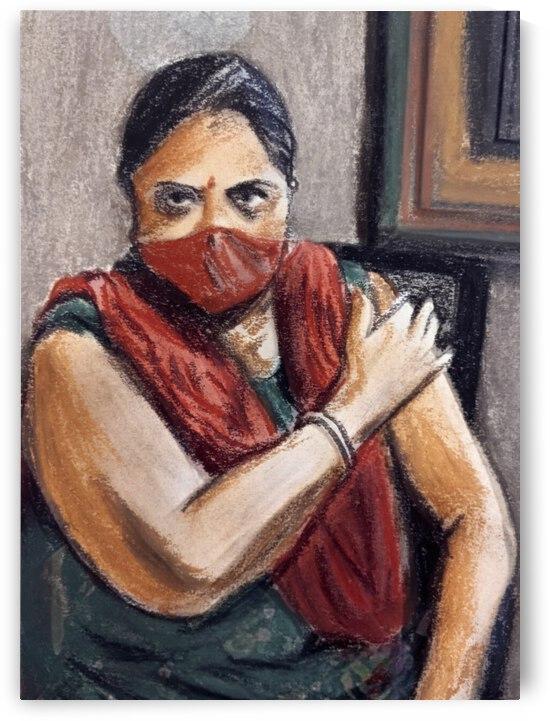 COVID 19 Warrior by Abhijeet Shrivastava