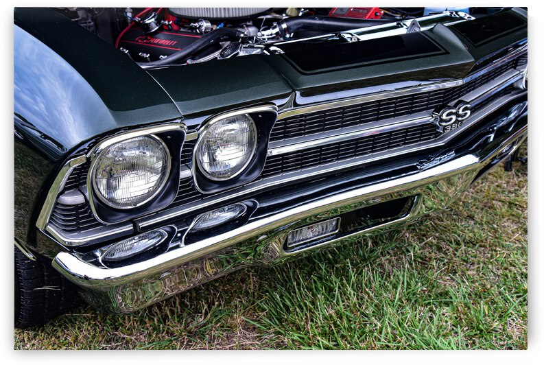 70 Chevelle SS by John Myers