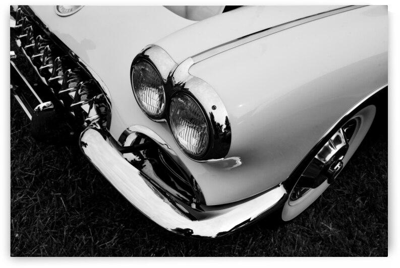 58 Corvette Grill by John Myers