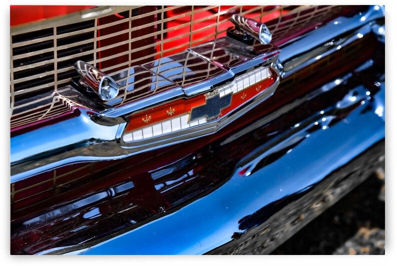 58 Caddy emblem by John Myers