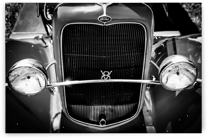 32 Ford Pickup by John Myers