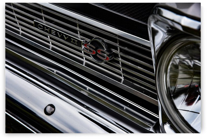 Chevy II SS by John Myers