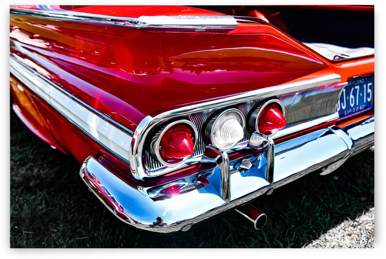 Impala in Red by John Myers