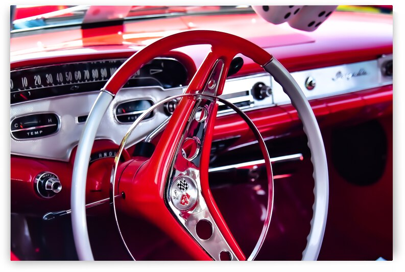 Impala Dashboard by John Myers