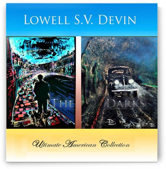 Devin Darks UAC Show Poster by Lowell Phoenix Devin