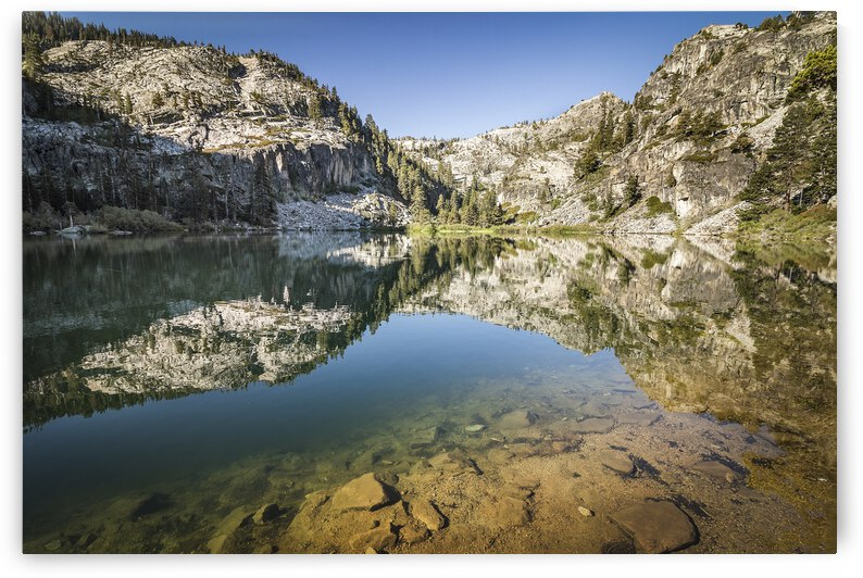 Eagle Lake South Lake Tahoe by Gary Geddes