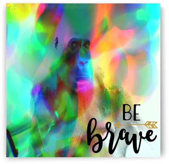 be brave by Magicifa  Ifat Porat
