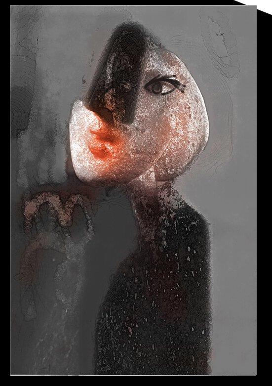 Regard  by Ann Saint Gelais