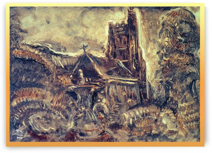 Macbeths Hill by Lowell Phoenix Devin