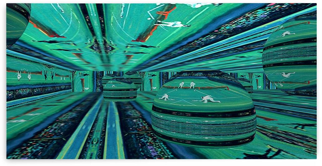 Grand Slam RoomXpander Stadium by Lowell Phoenix Devin