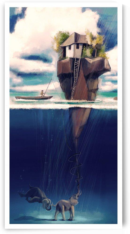 The Island by Ioana Zdralea