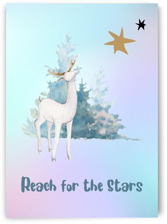 reach stars by Magicifa  Ifat Porat