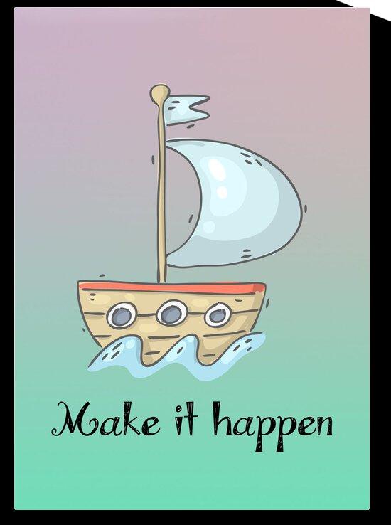 make it happen by Magicifa  Ifat Porat