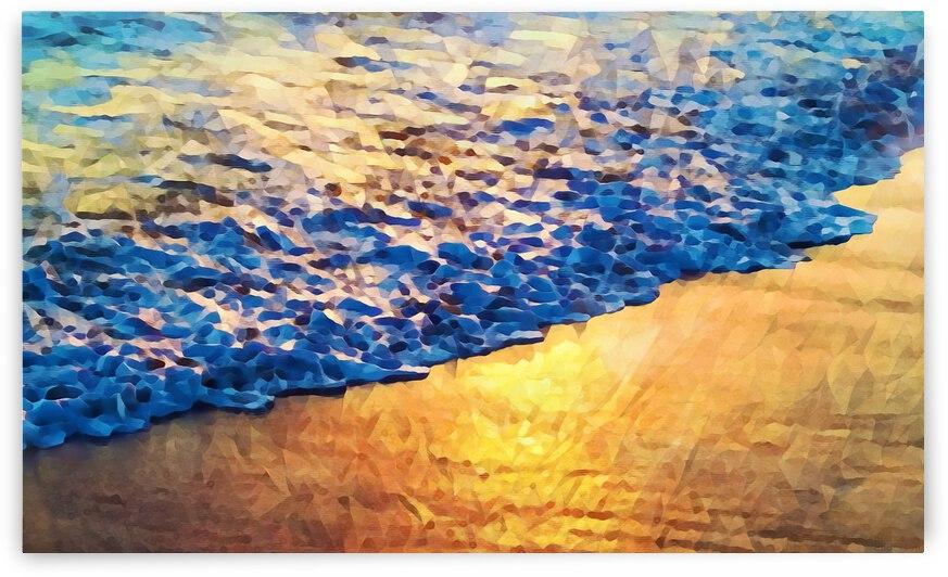 Manhattan Beach Water by Pierce Anderson