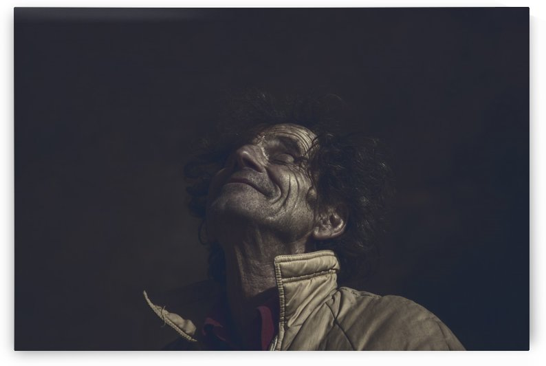Gadafi by Marko Radovanovic