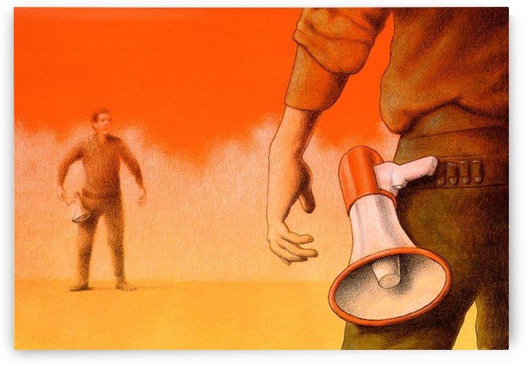 Duel by Pawel Kuczynski