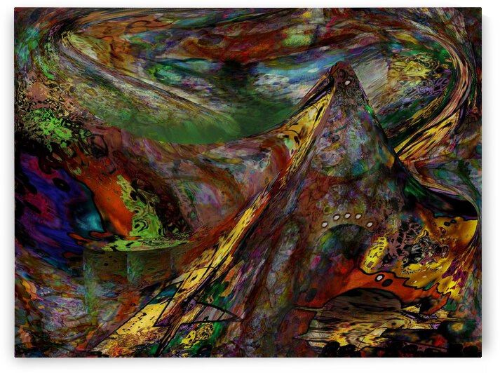 Mount Kildery by Helmut Licht