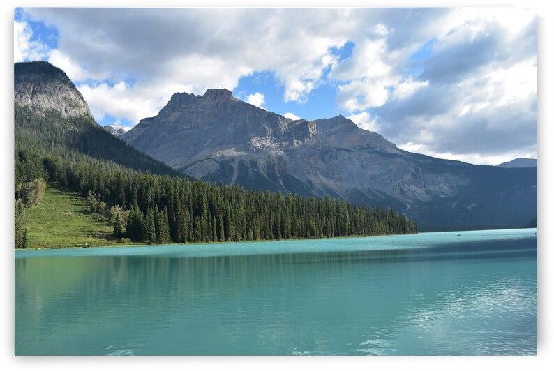 Emerald Lake  by Kyle Moak