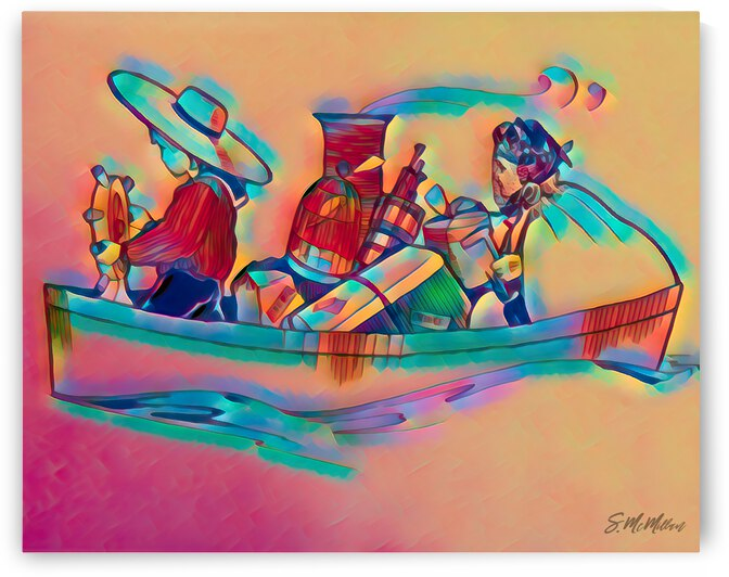 Voyage by Susanne McMillan