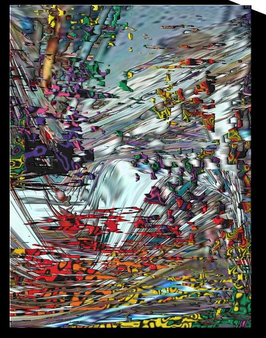 Flutter by Helmut Licht