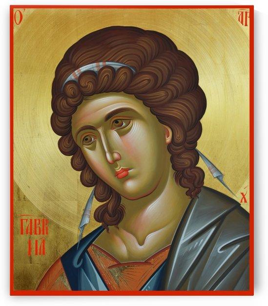 The Archangel Gabriel by Daniel Neculae